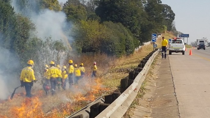 Reducing the Risks of Veld Fires