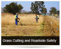 Grass Cutting, Roadside Maintenance and Safety