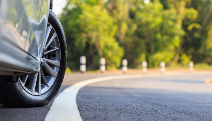 How important is a regulated tyre industry for road safety in South Africa