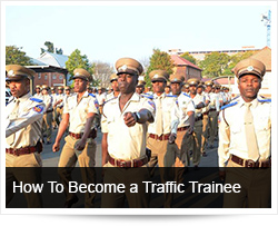 How To Become a Traffic Trainee