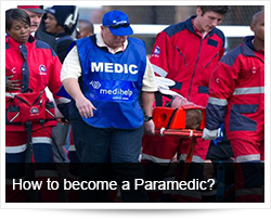 How do I become a Paramedic?