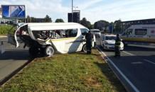 Rivonia Rd crash leaves 13 injured - 7 critical