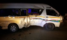15 Injured in taxi collision on the R71 near Tzaneen