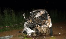 Two killed and seven injured in mass collision in Vanderbijlpark