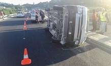 N2 Bhoboyi crash leaves 26 injured