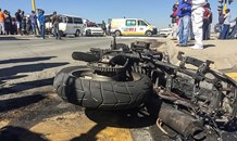 Midrand K101 crash leaves one critical four seriously injured