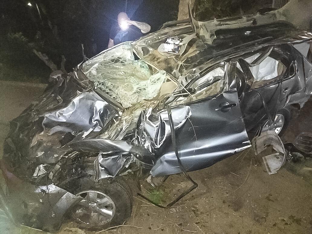 Pinetown M13 crash leaves one injured