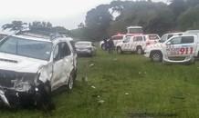 North coast N2 crash leaves one dead one injured