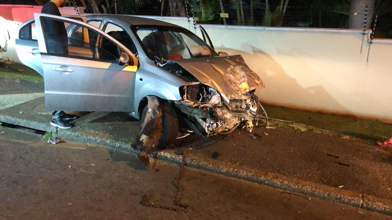 3 Injured in Durban North crash - Arrive Alive