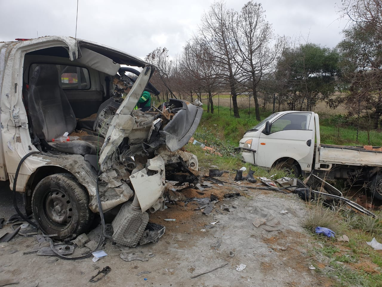 Western Cape: Four critical following Cape Town crash