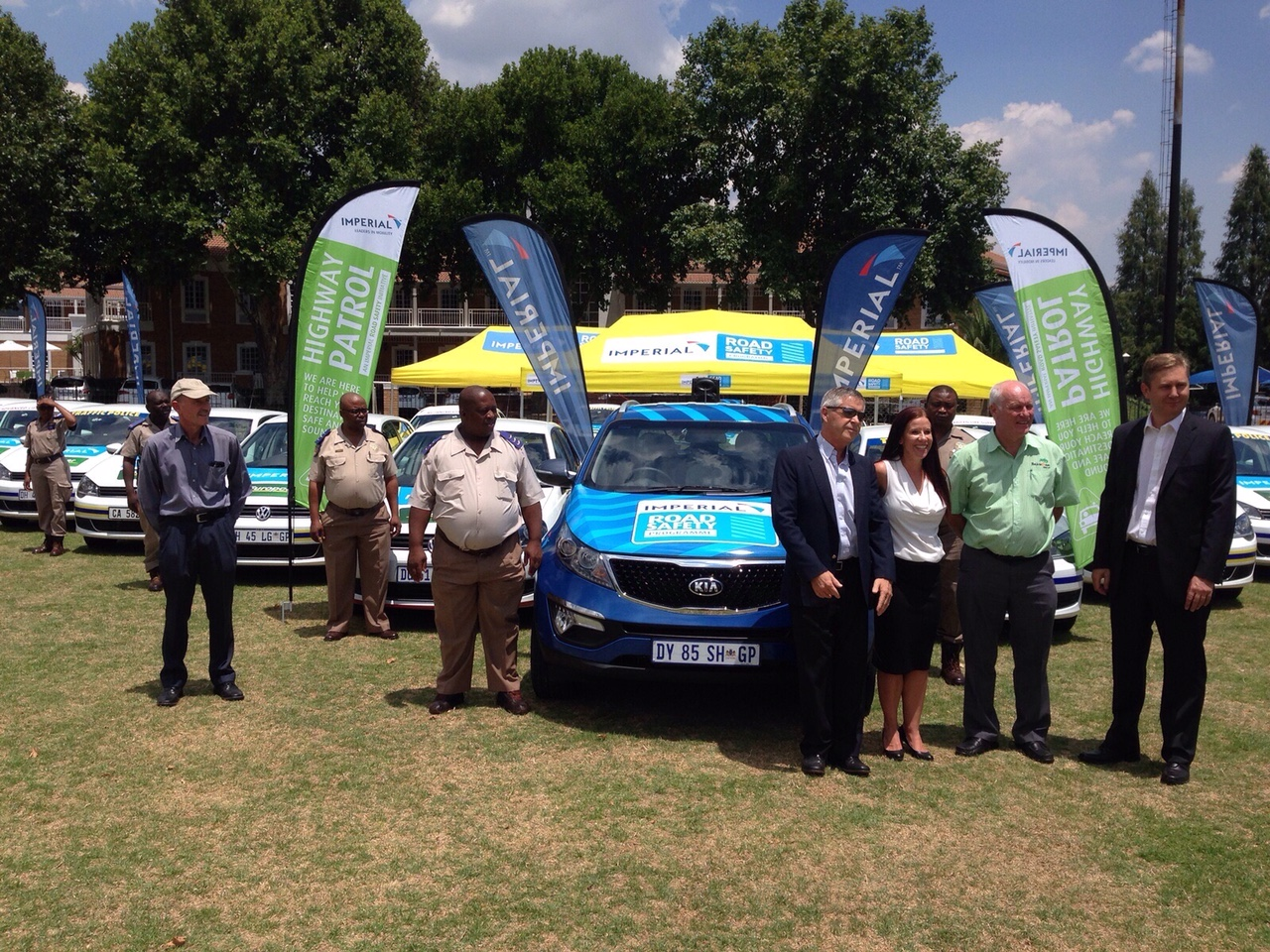 Imperial Road Safety, Bakwena & N3TC recommit to intensive road, and