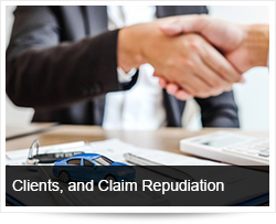 Insurance Brokers, Clients, and Claim Repudiation