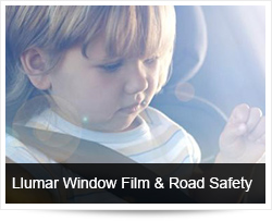 LLumar Window Film and Road Safety