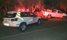 Late night Bloemfontein crash leaves woman seriously injured