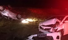 Seven injured in collision about 10km out of Pietermaritzburg