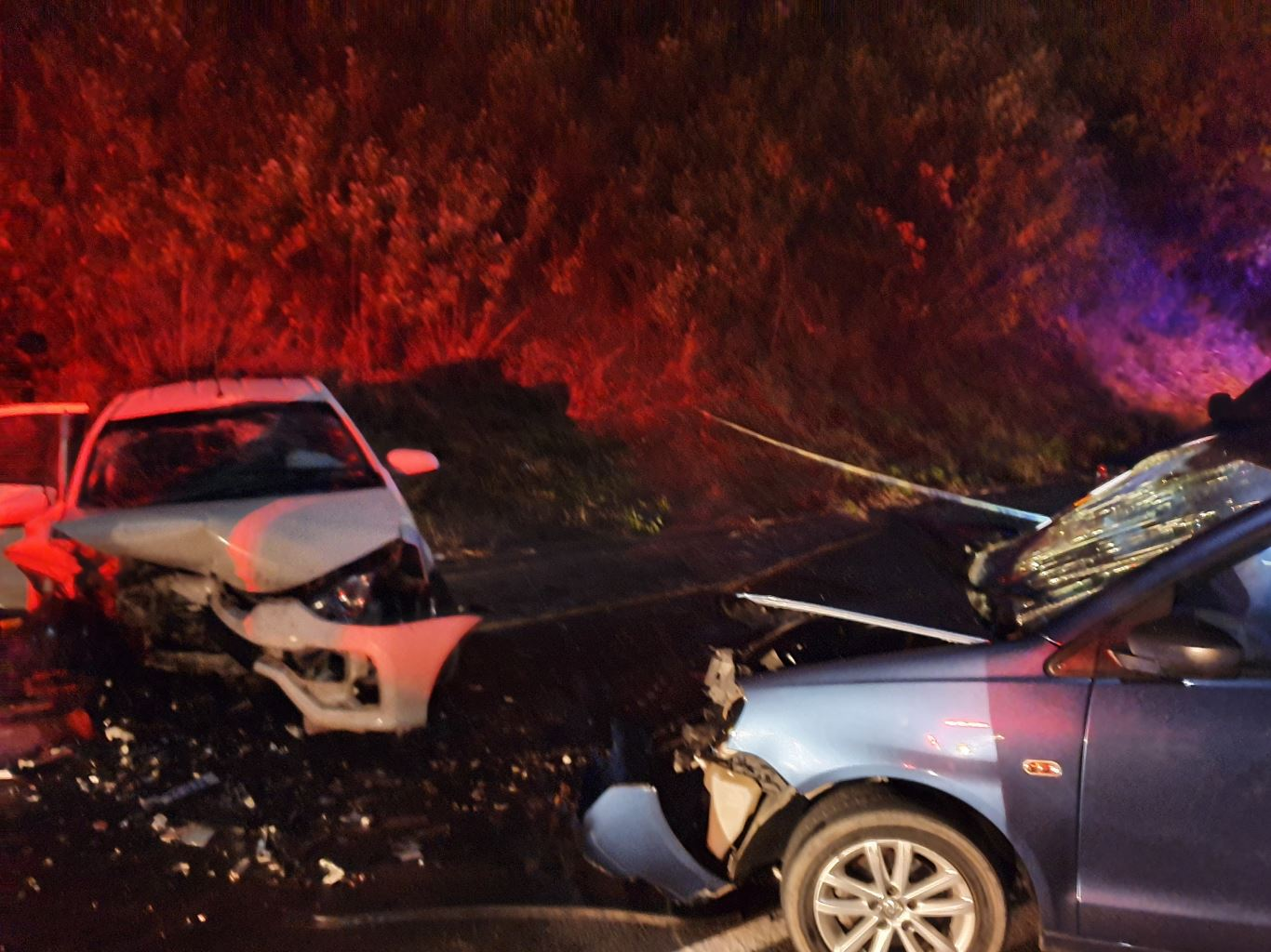 1 Killed, 5 injured in M1 crash - Arrive Alive