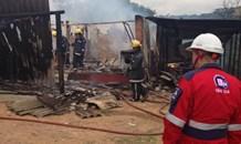 Man dies in house fire, Reservoir Hills