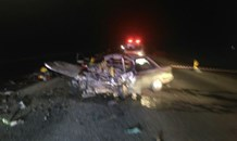 Three dead, several others injured after collision on N8, Mandela View