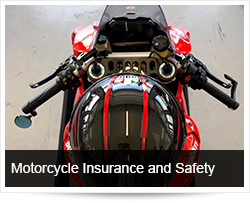 Motorcycle Insurance and Safety on the Road