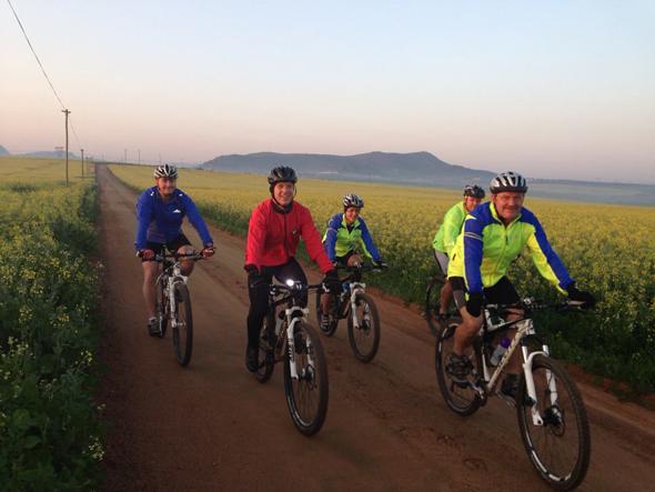 Emergency response and preparedness on the mountain bike trail