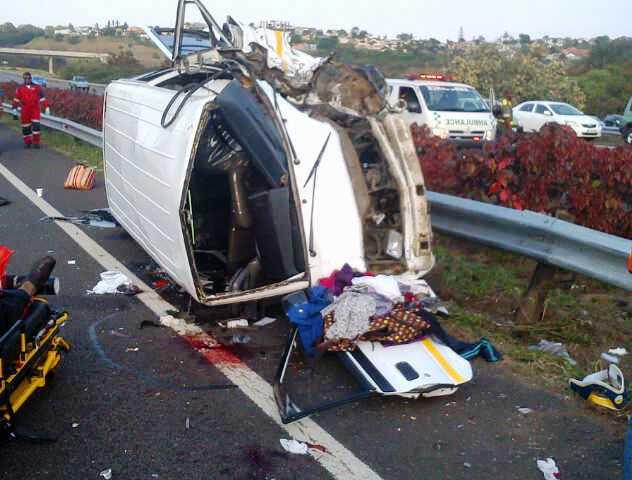 Truck Driver Killed On N3 Near Hilton – Fondos de Pantalla