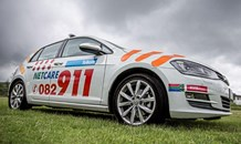 Paraglider injured after he hit  a wall on 1st Avenue in Sundra,  Mpumalanga