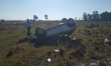 One killed and two injured in collision near Carletonville