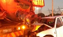 One killed in truck collision in Vanderbijlpark