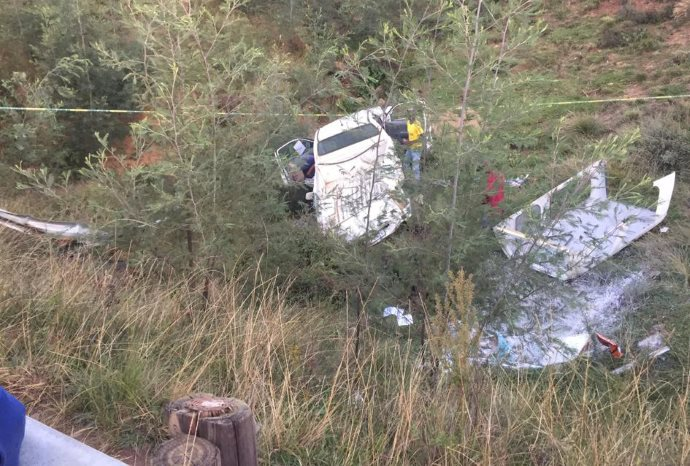 One person has died and three were injured when their bakkie hit a cow outside Donnybrook