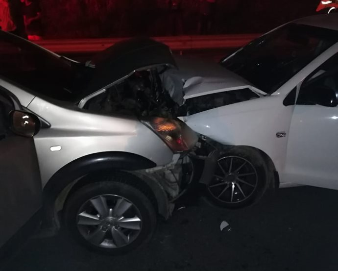 One person was injured on N2 South Coast