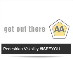 Pedestrian Visibility and the Campaign #ISEEYOU