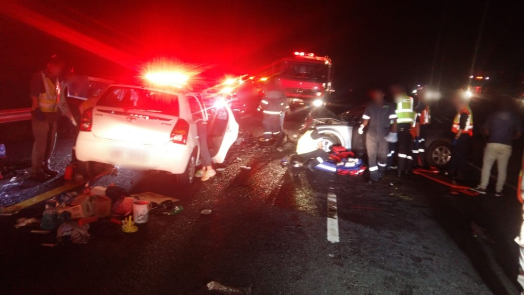 2 Dead, 2 seriously injured in Midlands crash near Howick