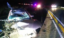 One killed, two injured in R59 head on collision