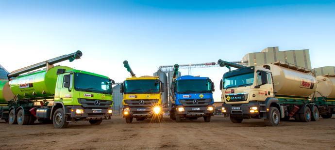 Road Transport Management System (RTMS): Making Trucking