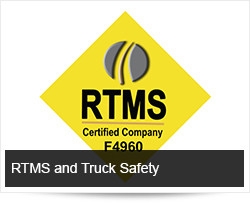 Road Transport Management System (RTMS): Making Trucking Safer