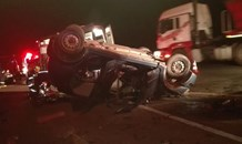 One killed and 7 injured in collision in Randfontein, Gauteng