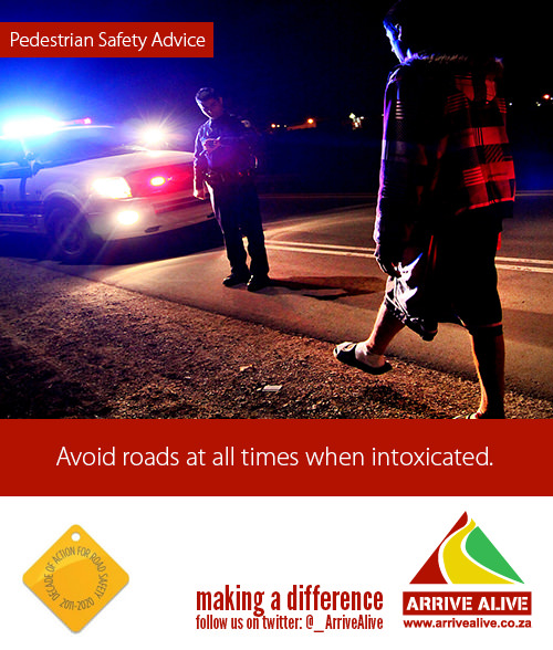 Road Safety & Pedestrian distractions while walking in