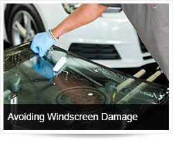 Road Safety and Avoiding Windscreen Damage