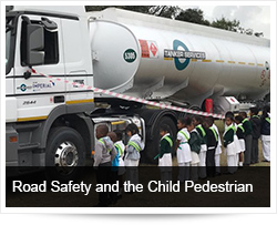 Road Safety and the Child Pedestrian