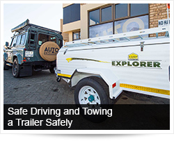 Introduction to trailers and safer driving in South Africa