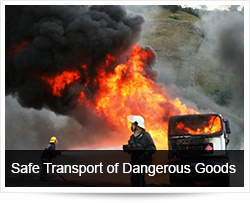 Safe Transport of Dangerous Goods