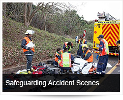 Safeguarding Accident Scenes