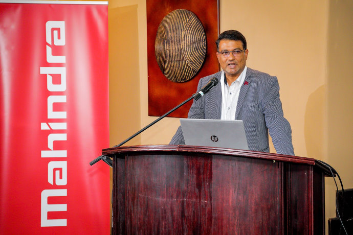 Safety first! Five questions with Mahindra South Africa's Rajesh Gupta
