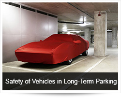 Safety and Roadworthiness of vehicles in Long-Term Parking or Lockdown