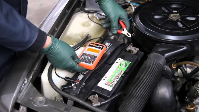 Preventative Safety Measures and Maintenance of Car Batteries