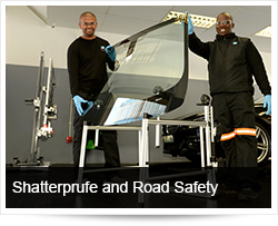 Shatterprufe and Road Safety