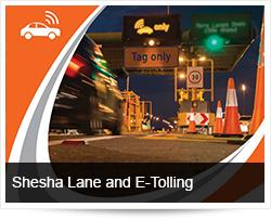 Shesha Lane and E-Tolling