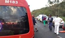 Six children injured in collision, Marrionhill.