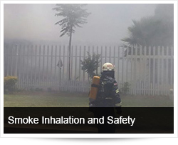 Smoke Inhalation and Safety