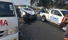 11 School children injured in Pinetown crash